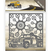 Amy Design - Dies - Daily Transport - Car Frame