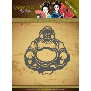 Amy Design - Oriental - Happy Buddha