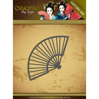 Amy Design - Oriental - Chinese Fan