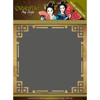 Amy Design - Oriental - Frame Layered