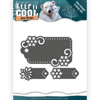 Amy Design - Dies - Keep It Cool - Cool Tags