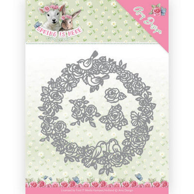 Amy Design - Dies - Spring Is Here - Circle Of Roses