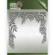 Amy Design - Dies - Wild Animals 2 - Jungle Frame