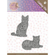 Amy Design - Dies - Cat's World - Sweet Cats