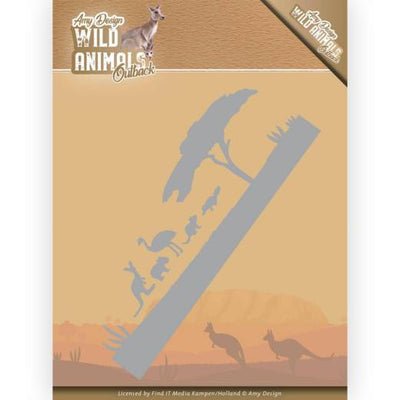 Amy Design - Dies - Wild Animals Outback - Landscape