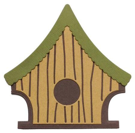 Cheery Lynn Designs - Rustic Birdhouse