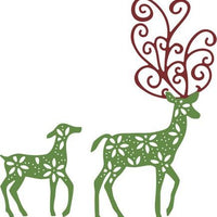 Cheery Lynn Designs - Fancy Deer
