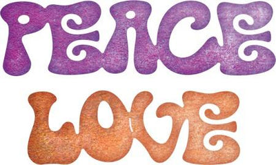 Cheery Lynn Designs - Peace And Love