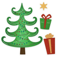 Cheery Lynn Designs - Twinkle Christmas Tree