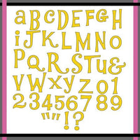 Cheapo Dies - Font - Funky