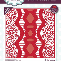 Sue Wilson - Festive Collection - Endless Options Jewelled Background
