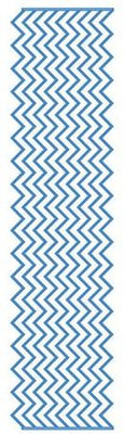 Sue Wilson Designs - Perspectives Collection - Zig Zag Border