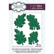 Creative Expressions - Cut and Lift Collection - Festive Foliage Craft Die