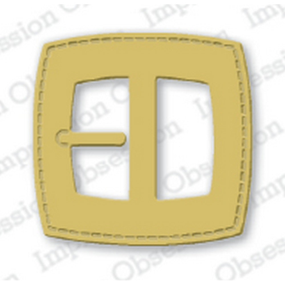 Impression Obsession - Dies - Buckle