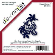 Die-Namites - Grape Clusters