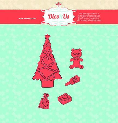 Dies R Us - Dies - Christmas Set