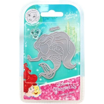 Disney - Cutting Dies - Princesses Curious Ariel
