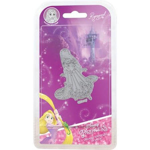 Disney - Cutting Dies - Princesses Rapunzel Dreamy