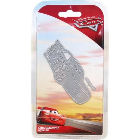 Disney - Cutting Dies - Cars 3 - Cruz Ramirez