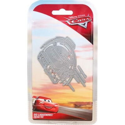 Disney - Cutting Dies - Cars 3 - Go Lightning