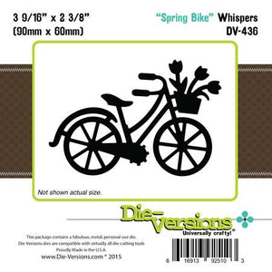 Die-Versions - Whispers - Spring Bike