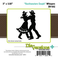 Die-Versions - Whispers - Southwestern Couple