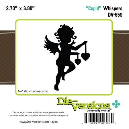 Die-Versions - Whispers - Cupid