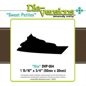 Die-Versions - Sweet Petites -  Yacht