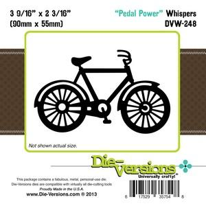 Die-Versions - Whispers - Pedal Power