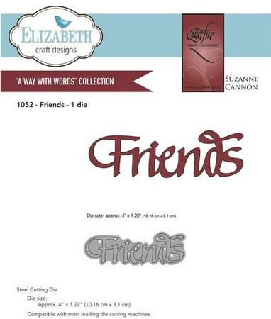 Elizabeth Craft Designs - Friends