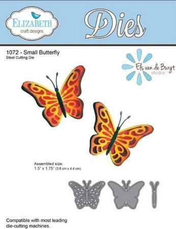 Elizabeth Craft Designs - Small Butterfly
