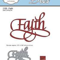 Elizabeth Craft Designs - Faith