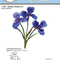 Elizabeth Craft Designs - Dies - Iris