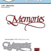 Elizabeth Craft Designs - Dies - Memories
