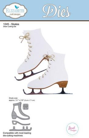 Elizabeth Craft Designs - Dies - Skates