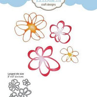 Elizabeth Craft Designs - Dies - Happy Flowers