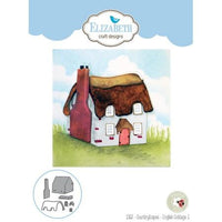 Elizabeth Craft Designs - Dies - English Cottage 1