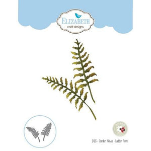 Elizabeth Craft Designs - Dies - Ladder Fern