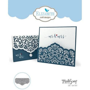Elizabeth Craft Designs - Dies - Lace Card