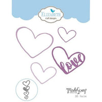 Elizabeth Craft Designs - Dies - True Love