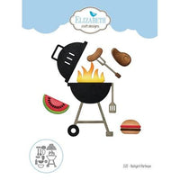 Elizabeth Craft Designs - Dies - Backyard Barbeque