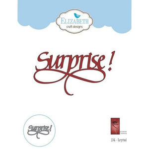 Elizabeth Craft Designs - Dies - Surprise