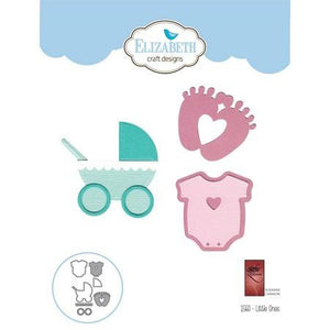 Elizabeth Craft Designs - Dies - Little Ones