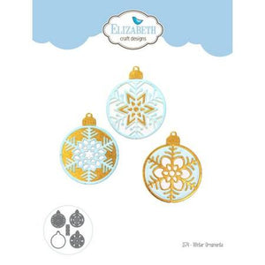 Elizabeth Craft Design - Dies - Winter Ornaments