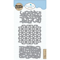 Elizabeth Craft Designs - Dies - Planner Patterns