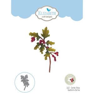 Elizabeth Craft Designs - Dies - Hawthorne Berries