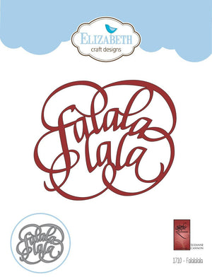 Elizabeth Craft Designs - Dies - Falalalala