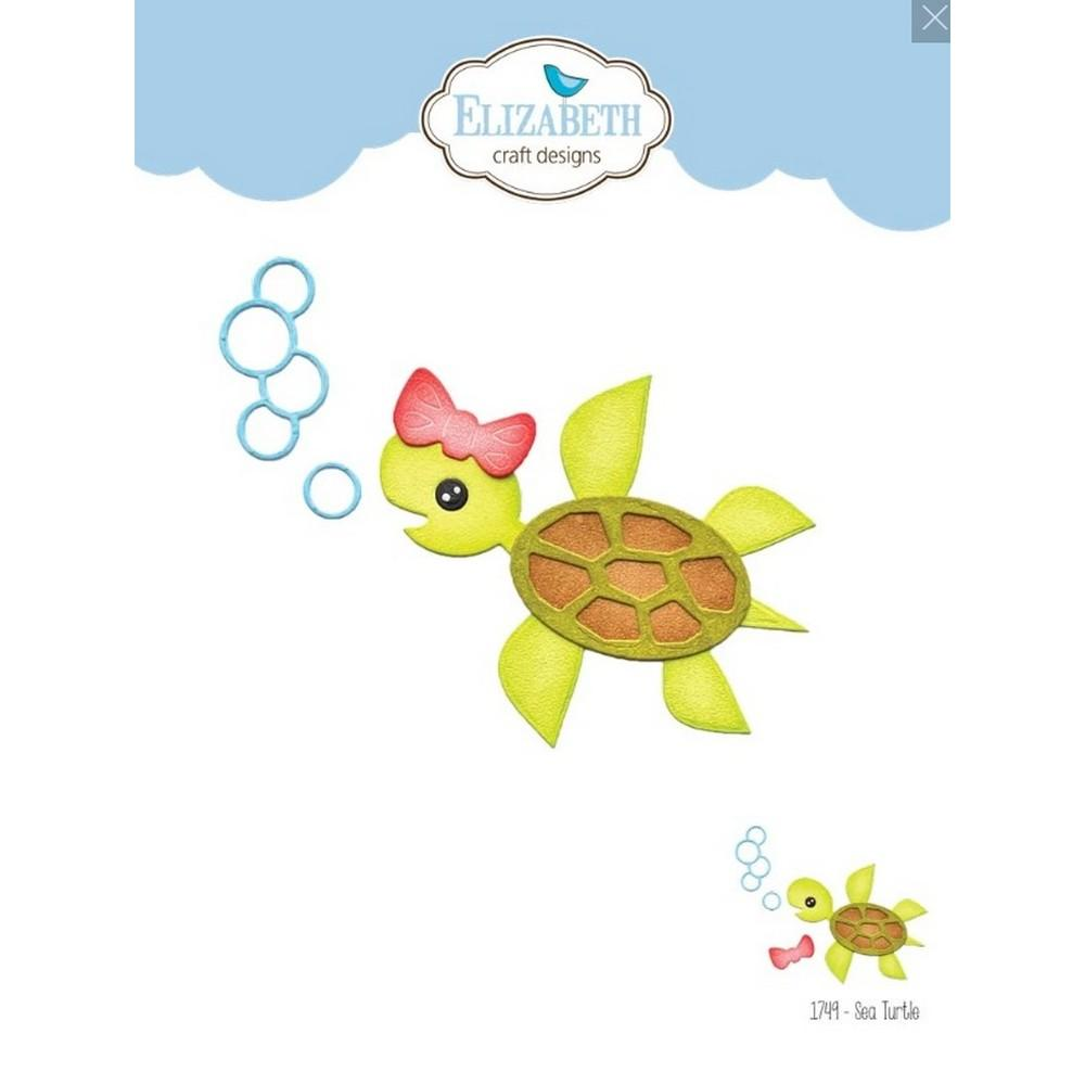 Elizabeth Craft Designs - Dies - Sea Turtle