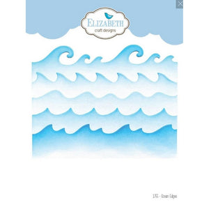 Elizabeth Craft Designs - Dies - Ocean Edges