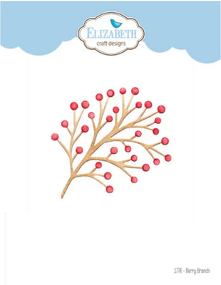 Elizabeth Craft Designs - Berry Branch